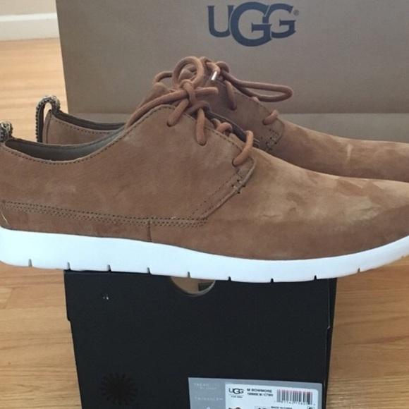 04fff5c8808 UGG Mens Bowmore Shoes Black